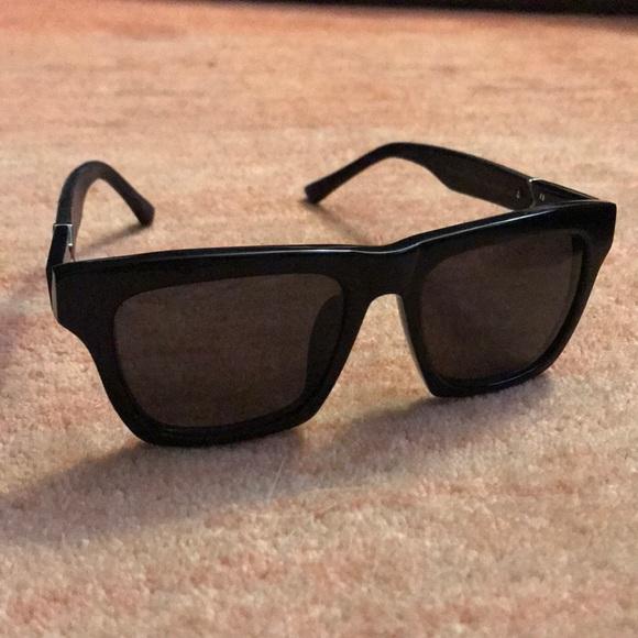 cd5edac080d1 Linda Farrow Accessories - Linda Farrow x The Row - Square Sunglasses